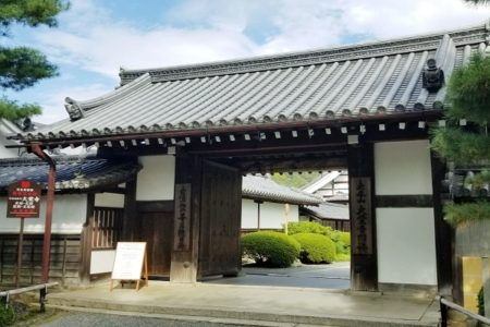 【求人終了】大覚寺特別拝観